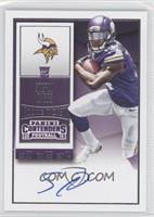 Rookie Ticket RPS - Stefon Diggs (Team Logo)
