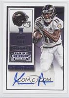 Rookie Ticket - Kamar Aiken