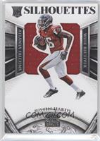 Rookie Silhouettes - Justin Hardy /299
