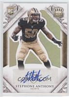Rookie Signatures - Stephone Anthony /30