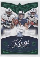 Bishop Sankey, Kendall Wright, Marcus Mariota