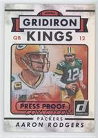 Gridiron Kings - Aaron Rodgers /199