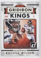 Gridiron Kings - Russell Wilson /217