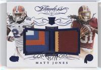 Matt Jones /20