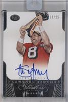 Steve Young /25 [ENCASED]