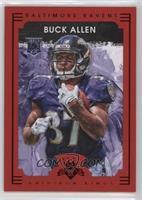 Rookies - Buck Allen