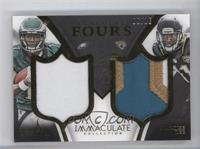 Buck Allen, Leonard Williams, Marqise Lee, Nelson Agholor /15