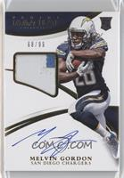 Rookie Patch Autographs - Melvin Gordon /99