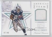 Emmitt Smith /49