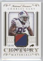 Charles Clay /49