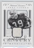 Larry Csonka /35