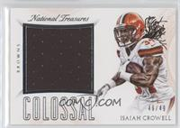 Isaiah Crowell /49