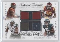 Nelson Agholor, Leonard Williams /99