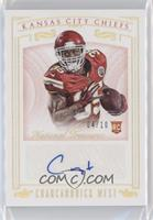 Rookie Signatures - Charcandrick West /10