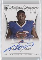 Karlos Williams /99