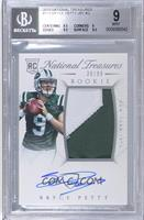 Rookie Autograph Patch (RPS) - Bryce Petty /99 [BGS 9]