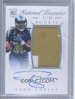 Rookie Autograph Patch (RPS) - Todd Gurley II /99