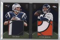 Peyton Manning, Tom Brady /5