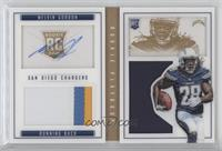 Rookies Booklet - Melvin Gordon /99