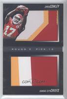 Rookies Booklet - Chris Conley /10