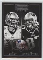 Rob Gronkowski, Tom Brady /299