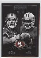 Jerry Rice, Steve Young /299