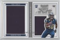 Rookie Booklet Silver - Todd Gurley /199