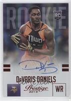 DaVaris Daniels