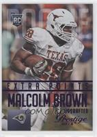 Malcolm Brown /100