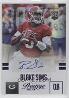 Blake Sims /100