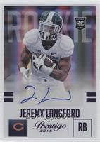 Jeremy Langford /100
