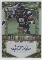Kevin Johnson /199