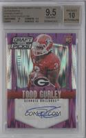 Todd Gurley /99 [BGS 9.5]