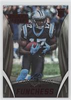 Rookies - Devin Funchess /299
