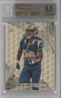 Rookies - Todd Gurley (Ball in one hand) /1 [BGS 9.5]
