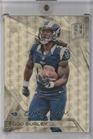 Rookies - Todd Gurley (Ball in one hand) /1