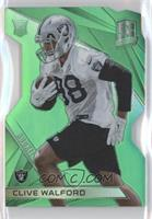 Rookies - Clive Walford /15