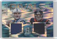 Andrew Luck, J.J. Watt /25