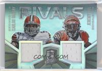 Jeremy Hill, Karlos Dansby /99