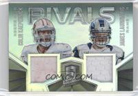 Colin Kaepernick, James Laurinaitis /99