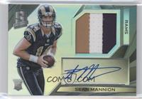 Rookie Patch Autographs - Sean Mannion /99