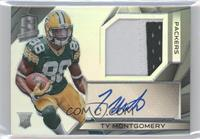 Rookie Patch Autographs - Ty Montgomery /99