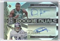 Rookie Dual Autographs - Danielle Hunter, Eric Kendricks /199