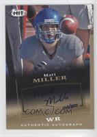 Matt Miller /250