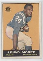 Lenny Moore [GoodtoVG‑EX]