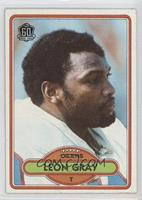 Leon Gray [Good to VG‑EX]