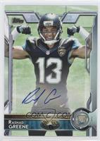 Rookie Autographs - Rashad Greene (Without Ball)