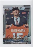 Rookies - Jeff Heuerman