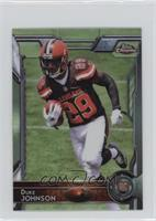 Rookies - Duke Johnson (Base)