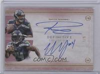Russell Wilson, Marshawn Lynch /5